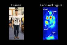 MIT's RF-Capture can capture images of humans through a wall