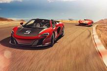 McLaren launches limited edition 650S Can-Am