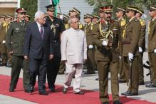 Palestine celebrates Pranab Mukherjee's visit, but India backed IT centre may not become reality soon