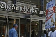 'Failing' New York Times Writes Total Fiction Concerning me: President Trump
