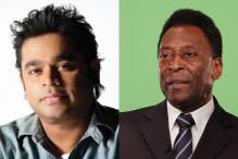 AR Rahman to meet Brazilian football legend Pele
