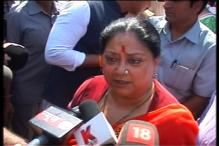 Raje launches 'school on wheels' for nomadic, tribal children