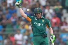 Faf du Plessis' hundred was the best of the three: AB de Villiers