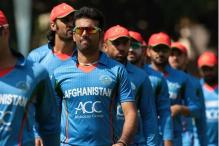 Afghanistan remember quake victims in Zimbabwe triumph