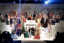 AIFW grand finale promotes 'Make in India' through Banaras