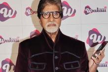 Amitabh Bachchan launches video blogging app Wakau