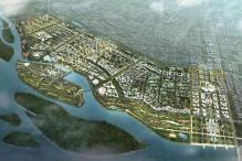 Andhra makes elaborate arrangements for new capital Amaravati foundation laying on Thursday