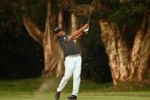 Golf: Anirban Lahiri falls to 7th, Jeev Milkha Singh drops to 24th in Hong Kong