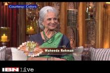 Watch: Waheeda Rehman, Asha Parekh talk about their journey in Bollywood