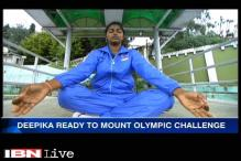 Indian archer Deepika Kumari ready to mount Olympic challenge