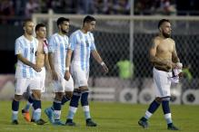 FIFA WC Qualifiers: Argentina remain winless, Uruguay go top of group