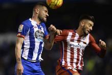 Deportivo  La Coruna draws with Atletico Madrid in Spain