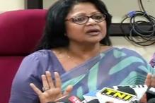 Barkha Singh takes charge as Mahila Congress head