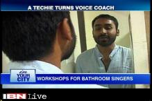 Bengaluru techie gives bathroom singers a platform to perform
