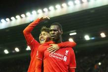 Liverpool held to a 1-1 draw by Southampton at Anfield