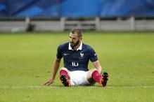 Injured Benzema may miss Real Madrid's Champions League tie with PSG