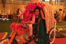 Harbhajan Singh starts second innings, ties the knot with actress Geeta Basra