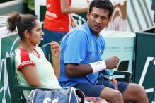 Mahesh Bhupathi, Sania Mirza to play Leander Paes-Martina Navratilova in Tennis Masters