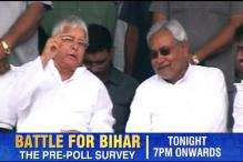 #BattleForBihar: Who is in, who is out, the pre-poll survey at 7PM