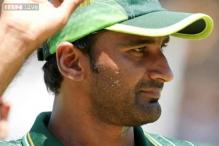 Pakistani offspinner Bilal Asif reported for suspicious action