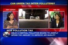 Can green tax deter polluters?