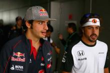 Carlos Sainz passed fit to race in Russian Grand Prix