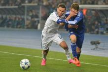Champions League: Chelsea thwarted by woodwork in draw with Dynamo Kiev