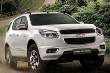 Chevrolet Trailblazer SUV up for pre-booking on Amazon India at Rs 25,000