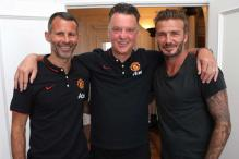 Ryan Giggs would be amazing as United manager: David Beckham