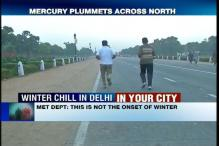 Season's coldest day in Delhi today