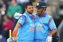MS Dhoni backs struggling Suresh Raina