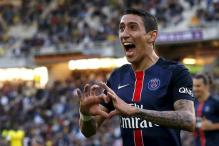 Angel Di Maria has former club Real Madrid in his sights