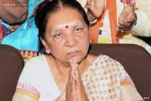 Gujarat CM Anandiben Patel inaugurates mobile-museum on Mahatma Gandhi at Porbandar