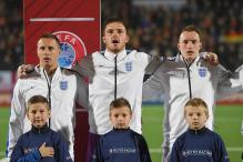 UEFA fines England over crowd disturbances in Euro qualifier