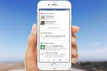 Facebook upgrades notifications tab on mobile; will now alert users about weather, suggest TV programs and movies