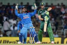 South African batsman Faf du Plessis fined for showing dissent