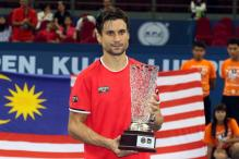 David Ferrer beats Feliciano Lopez to win Malaysian Open