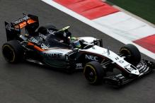 Russian Grand Prix: Sergio Perez claims rare podium finish for Force India