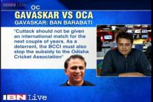 Odisha Cricket Association slams Sunil Gavaskar