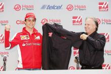 Esteban Gutierrez named 2nd driver for Haas F1 in 2016