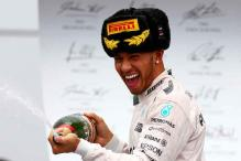 Lewis Hamilton wins Russian GP as Nico Rosberg fails to finish