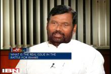 Just like Lok Sabha, development is the main issue in Bihar elections: Ram Vilas Paswan