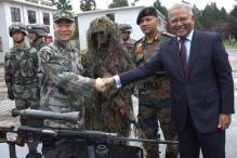 India-China joint military exercise 'Hand in Hand 2015' commences in Kunming