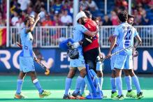 Indian men's hockey team win 3-1 against New Zealand A