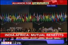 Modi seeks 54 African nations' support for India's permanent seat in UNSC