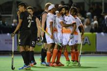 India look to seal hockey series against New Zealand