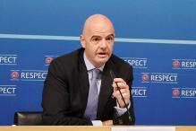 UEFA's Gianni Infantino to bid for FIFA presidency