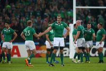 Ireland beat Italy 16-9 to reach Rugby World Cup quarters