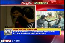 Film Talwar's release coincides with global day for wrongly convicted people