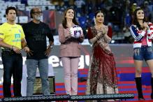 Images: ISL 2015 says 'Let's Football' with a starry opening ceremony